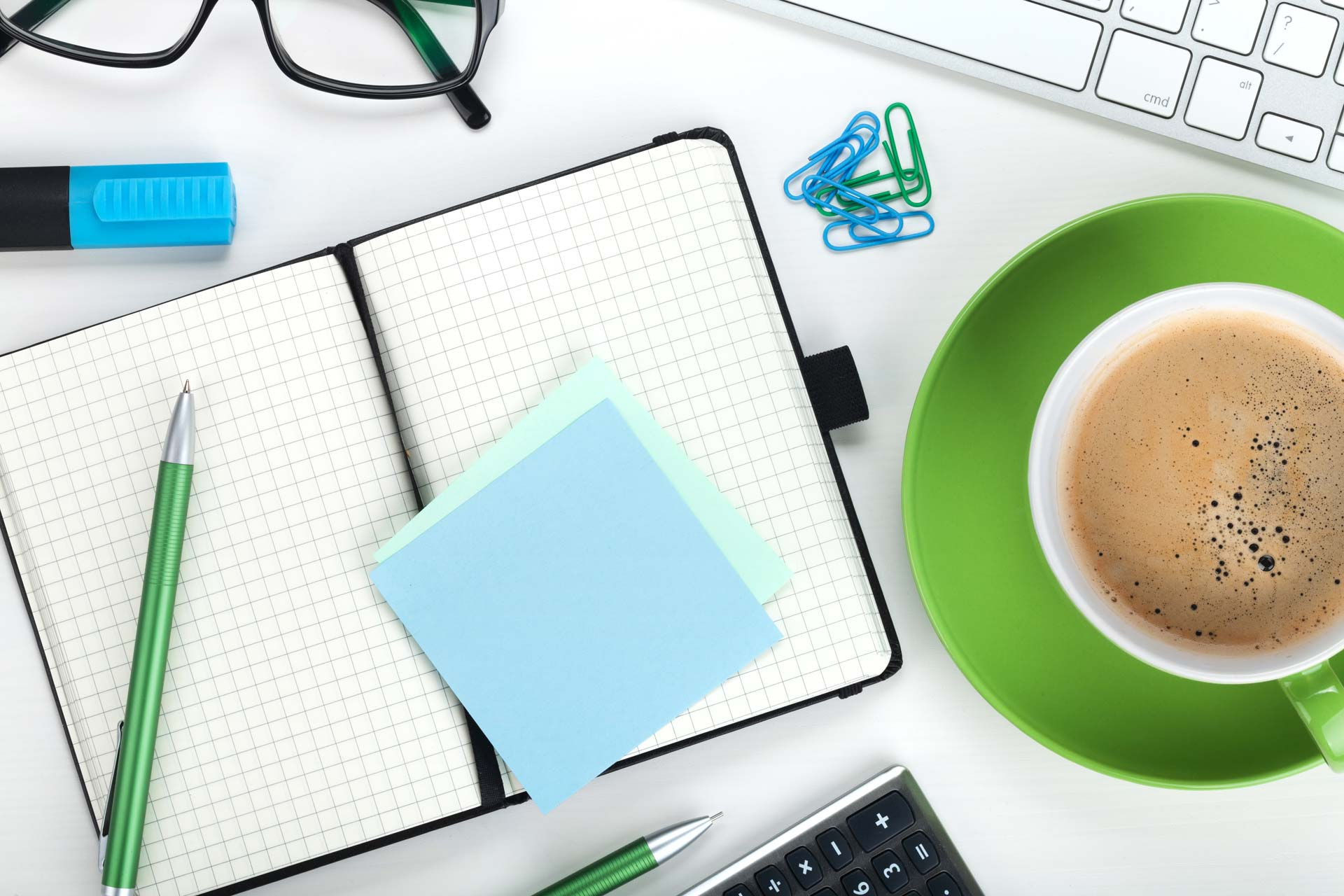 Green Coffee Cup And Office Supplies View From Above Sportingclass White Keep Up To Date With Sign For Our Newsletters Follow Us On Social Media We Take Your Privacy Seriously Will Never Share You