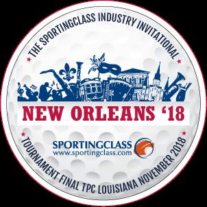 Sportingclass Industry Invitational 2018 Logo